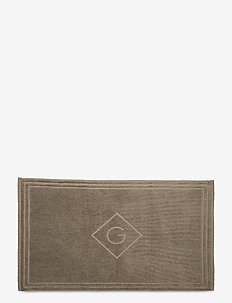 G SHOWER MAT 50X80 - ręczniki kąpielowe - desert brown