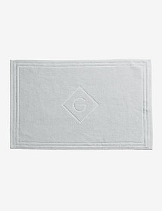 G SHOWER MAT 50X80 - pyyhkeet & kylpypyyhkeet - light grey