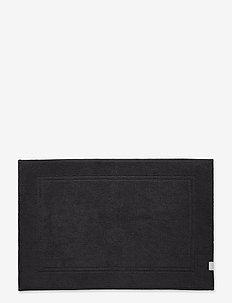 ORGANIC BATHRUG 60X90 - bath mats - antracite