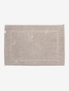 ORGANIC BATHRUG 60X90 - bath mats - dry sand