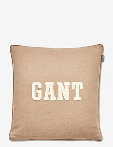 GANT CUSHION - poduszki ozdobne - desert brown