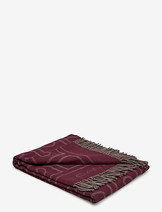 G THROW - CABERNET RED