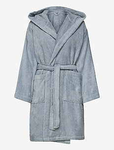 LIGHT VELOUR ROBE - bathrobes - waves