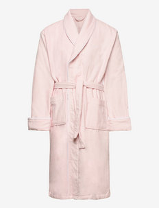 ORGANIC PREMIUM  ROBE - bathrobes - nantucket pink