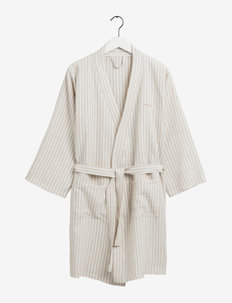STRIPE ROBE - bathrobes - dry sand