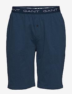 PAJAMA SHORTS JERSEY - pyjamas - insignia blue