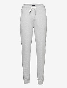 JERSEY PAJAMA PANTS - alaosat - light grey melange