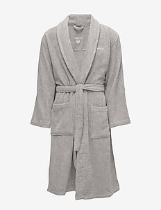 TERRY ROBE - ondergoed - grey