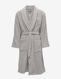 TERRY ROBE - robes de chambre - grey