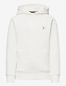 THE ORIGINAL HOODIE - hoodies - eggshell