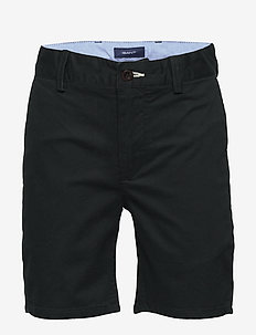 CHINO SHORTS - shorts - black