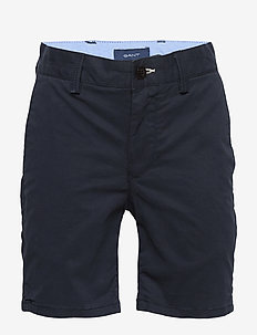 CHINO SHORTS - shorts - evening blue