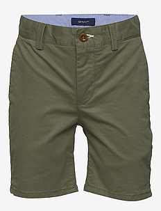 CHINO SHORTS - shorts - four leaf clover