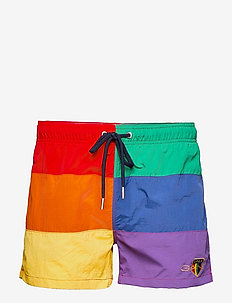PRIDE. SC COLOR BLOCK SWIM SHORTS - shorts de bain - multicolor
