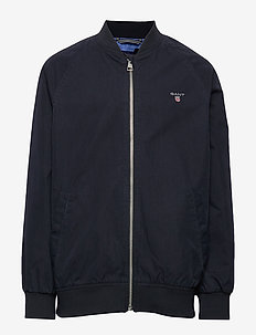 D1. THE ORIGINAL RIBBED JACKET - EVENING BLUE