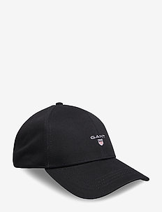 HIGH COTTON TWILL CAP - caps - black