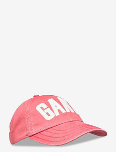 D2. SUNFADED CAP - czapki - mineral red