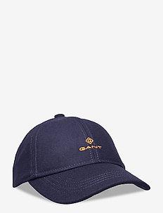 MELTON CAP - caps - classic blue
