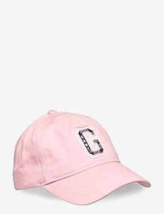 D1. TWILL CAP - SUMMER ROSE