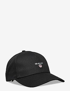 ORIGINAL SHIELD CAP - caps - black