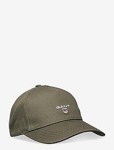 ORIGINAL SHIELD CAP - caps - dark leaf
