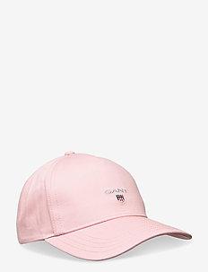 ORIGINAL SHIELD CAP - caps - preppy pink