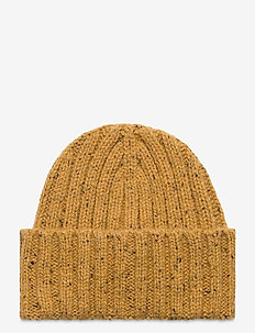 D2. NEPS KNIT BEANIE - beanies - honey gold
