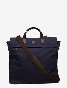 HOUSE OF GANT TRAVEL BAG 24 H - MARINE