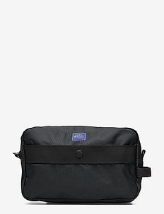 GANT SPORTS WASHBAG - BLACK