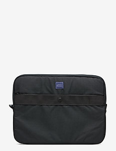 GANT SPORTS LAPTOP CASE - BLACK