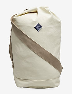 O2. BEACH BAG - CREAM