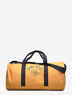 D1. GANT COLLEGIATE BAG - IVY GOLD