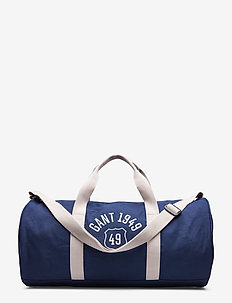 D1. GANT COLLEGIATE BAG - MARINE