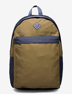 D1. GANT SPORT BACKPACK - backpacks - dark cactus