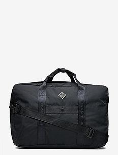D1. GANT SPORTS BAG - weekendbager - black