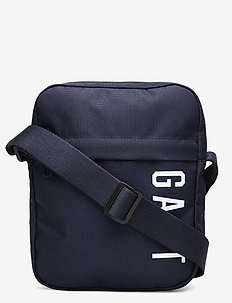 D1. GANT CASUAL SHOULDER BAG - EVENING BLUE