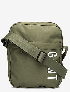 D1. GANT CASUAL SHOULDER BAG - totes & small bags - four leaf clover