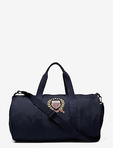 D1. CREST GYM BAG - sacs de sport - evening blue