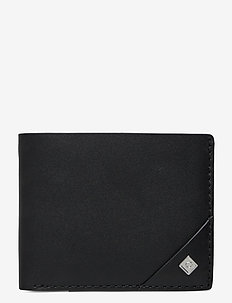 D1. LEATHER WALLET - wallets - black