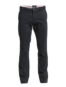 SOHO COMFORT SUPER CHINO - chinos - navy