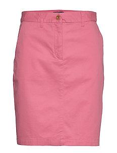 Dark Rose Melange Rosa  Nan skjørt  Part Two  Miniskjørt - Dameklær er billig