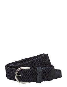 ELASTIC BRAID BELT - braided belts - marine