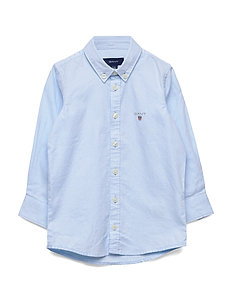 ARCHIVE OXFORD B.D. SHIRT - skjorter - capri blue