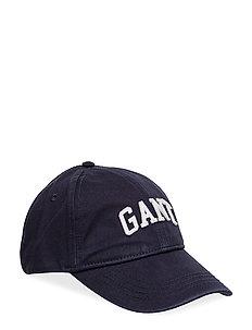 O2. WASHED TWILL CAP - CLASSIC BLUE