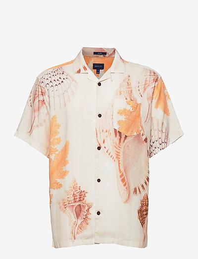 D1. REL SEASIDE GANT RIVIERA - koszule w kratkę - multicolor