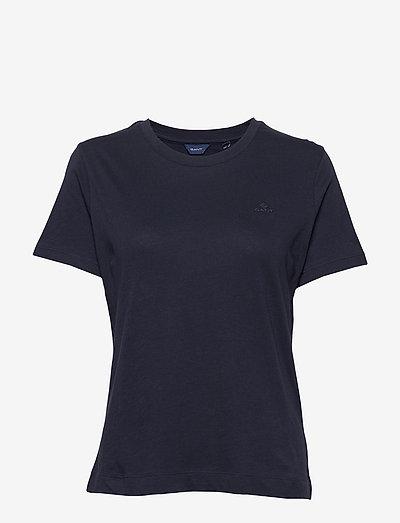 ORIGINAL SS T-SHIRT - t-shirts - evening blue