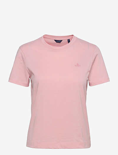 ORIGINAL SS T-SHIRT - t-shirts - preppy pink