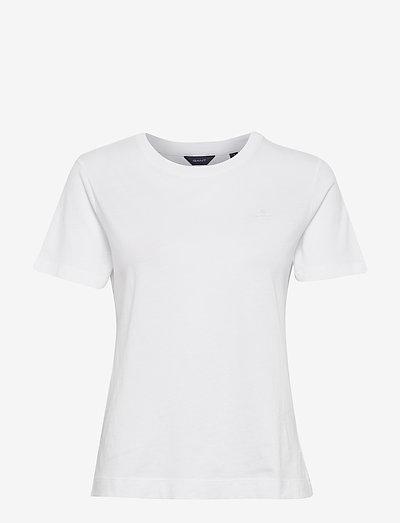 ORIGINAL SS T-SHIRT - t-shirts - white
