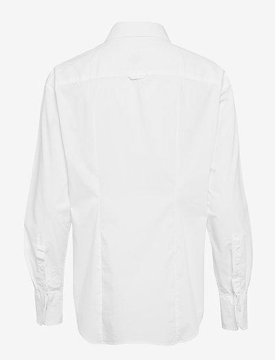 Gant D1. Tp White Business Exb Shirt- Puserot & Paidat