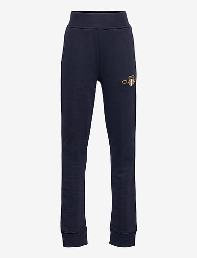 D1. ARCHIVE SHIELD  SWEAT PANTS - jogginghosen - evening blue